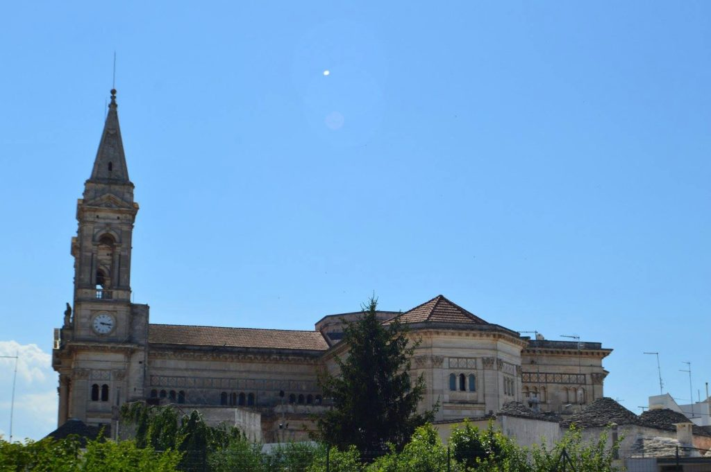 Basilica of Saints Cosma and Damiano