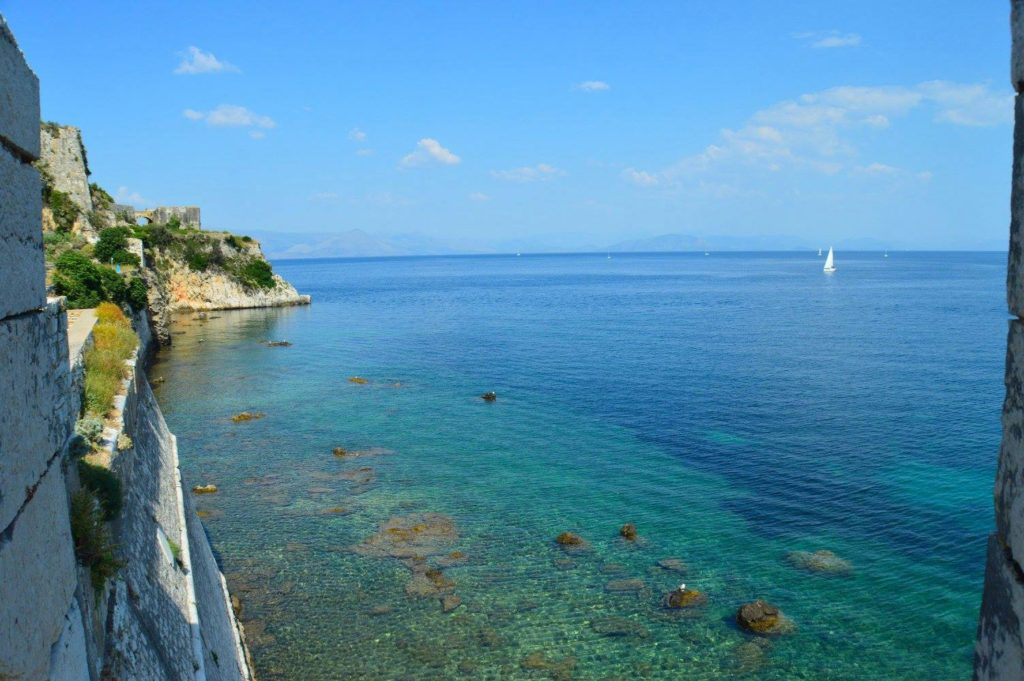 So Clear & Blue - Ionian Sea