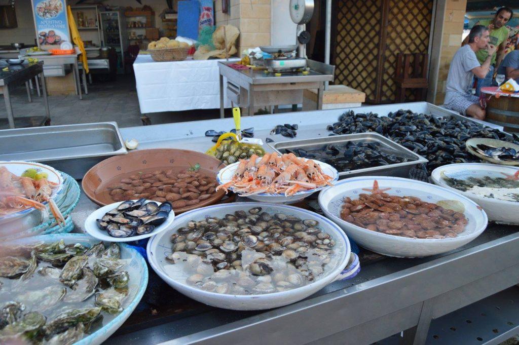 Gallipoli Shellfish