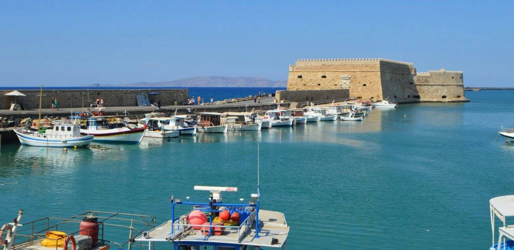 Venetian Harbor - Heraklion
