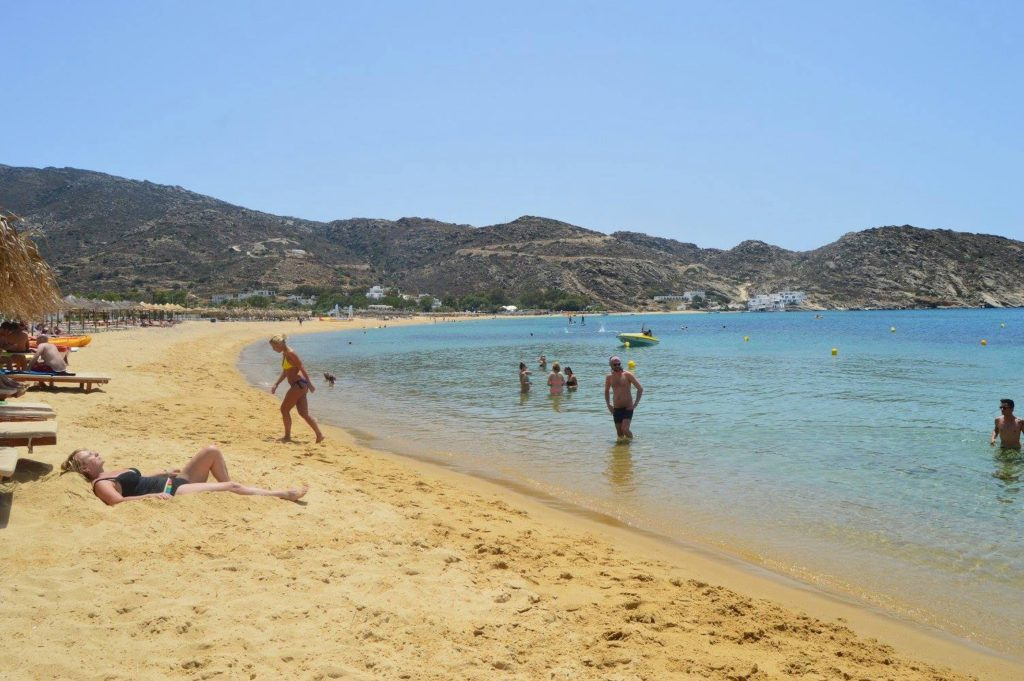 Mylopotus Beach