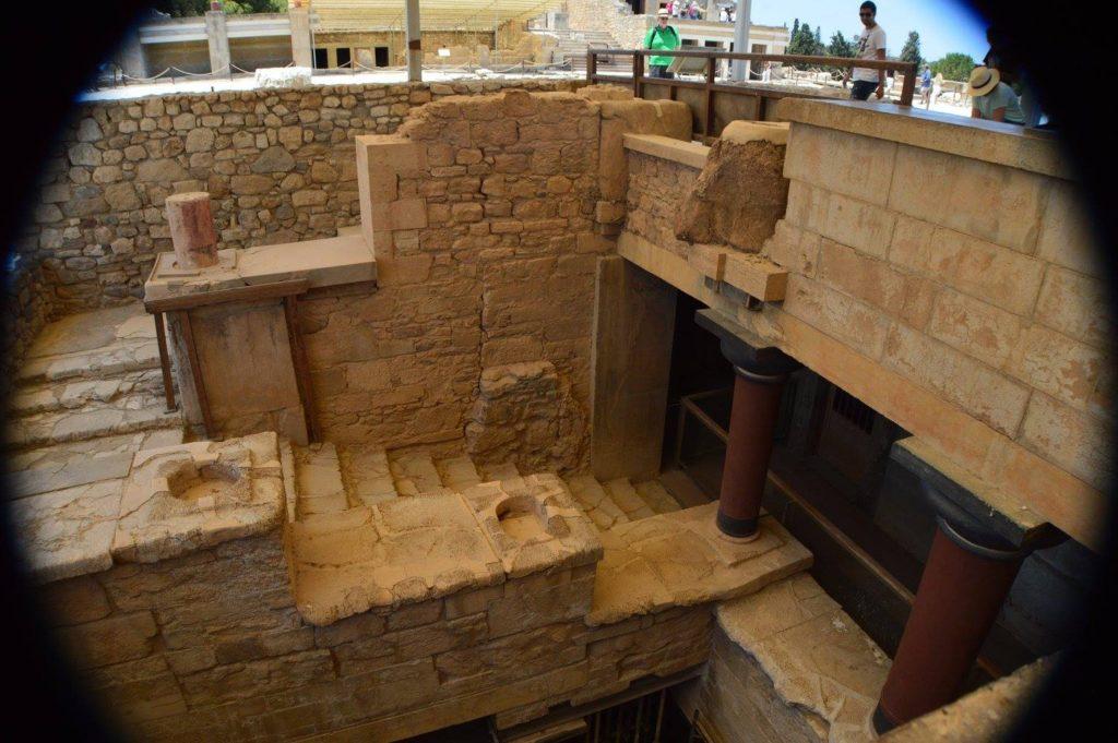 Knossos Palace - Heraklion
