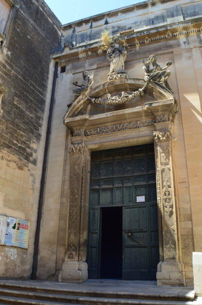 Church turned art gallery