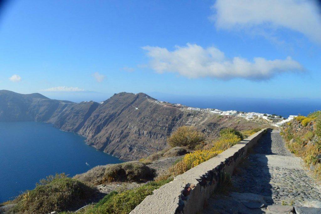 Santorini-Trail